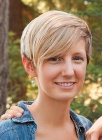 head shot of Claire Couch
